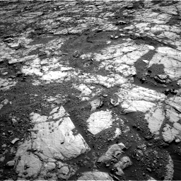 Nasa's Mars rover Curiosity acquired this image using its Left Navigation Camera on Sol 1809, at drive 3272, site number 65