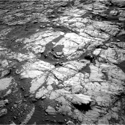 Nasa's Mars rover Curiosity acquired this image using its Right Navigation Camera on Sol 1809, at drive 3266, site number 65