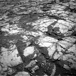 Nasa's Mars rover Curiosity acquired this image using its Right Navigation Camera on Sol 1809, at drive 3272, site number 65