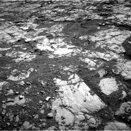 Nasa's Mars rover Curiosity acquired this image using its Right Navigation Camera on Sol 1809, at drive 3278, site number 65