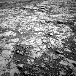 Nasa's Mars rover Curiosity acquired this image using its Right Navigation Camera on Sol 1812, at drive 3314, site number 65