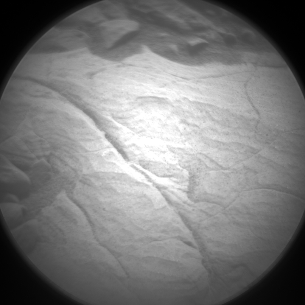 Nasa's Mars rover Curiosity acquired this image using its Chemistry & Camera (ChemCam) on Sol 1814, at drive 84, site number 66