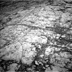 Nasa's Mars rover Curiosity acquired this image using its Left Navigation Camera on Sol 1814, at drive 0, site number 66