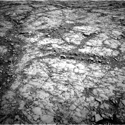 Nasa's Mars rover Curiosity acquired this image using its Left Navigation Camera on Sol 1814, at drive 54, site number 66