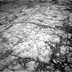 Nasa's Mars rover Curiosity acquired this image using its Right Navigation Camera on Sol 1814, at drive 6, site number 66