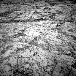Nasa's Mars rover Curiosity acquired this image using its Right Navigation Camera on Sol 1814, at drive 24, site number 66