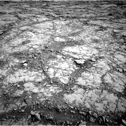 Nasa's Mars rover Curiosity acquired this image using its Right Navigation Camera on Sol 1814, at drive 66, site number 66