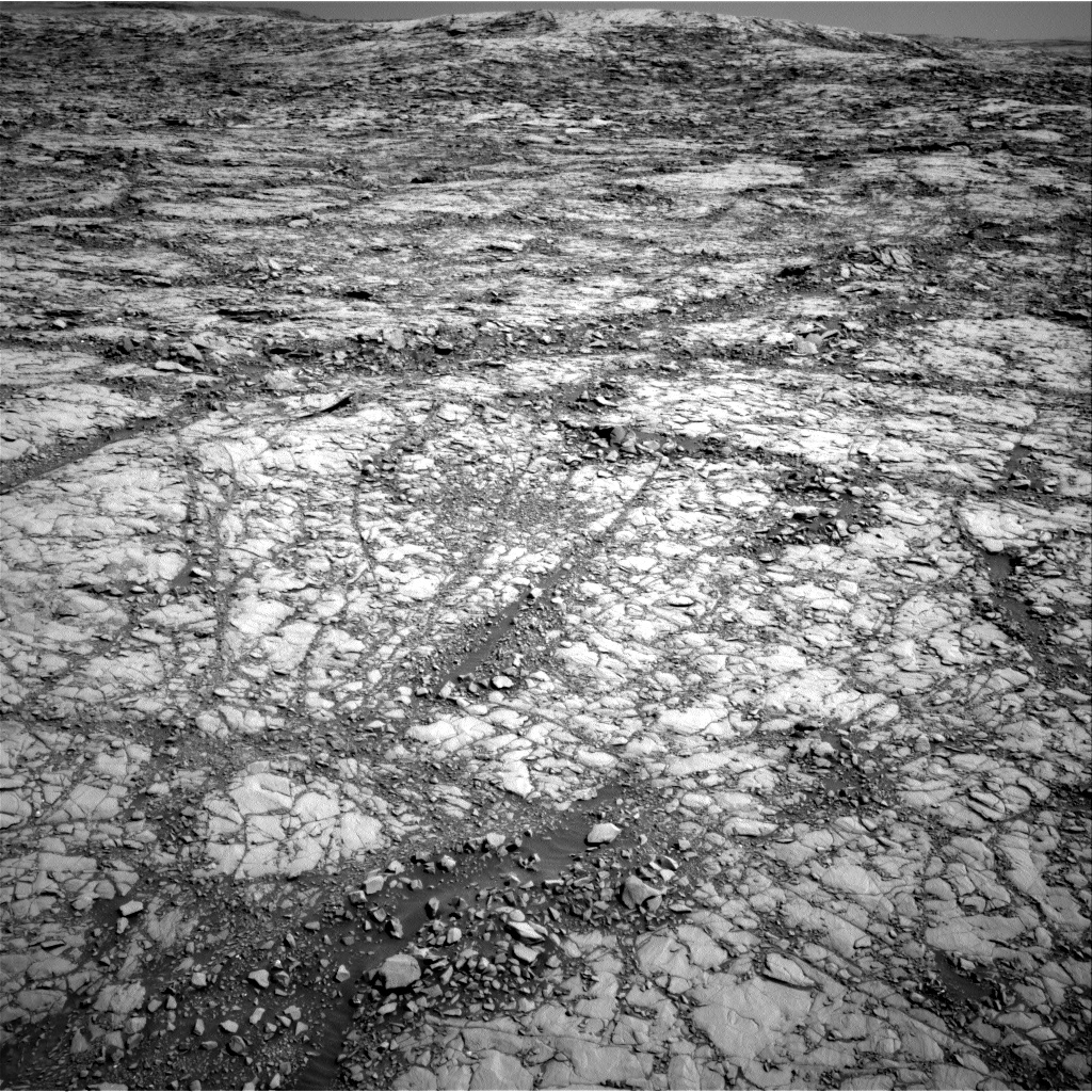 Nasa's Mars rover Curiosity acquired this image using its Right Navigation Camera on Sol 1814, at drive 84, site number 66