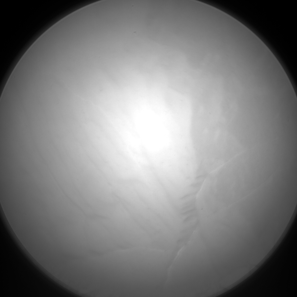 Nasa's Mars rover Curiosity acquired this image using its Chemistry & Camera (ChemCam) on Sol 1817, at drive 84, site number 66