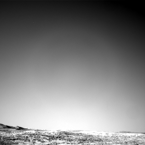 NASA's Mars rover Curiosity acquired this image using its Right Navigation Cameras (Navcams) on Sol 1818