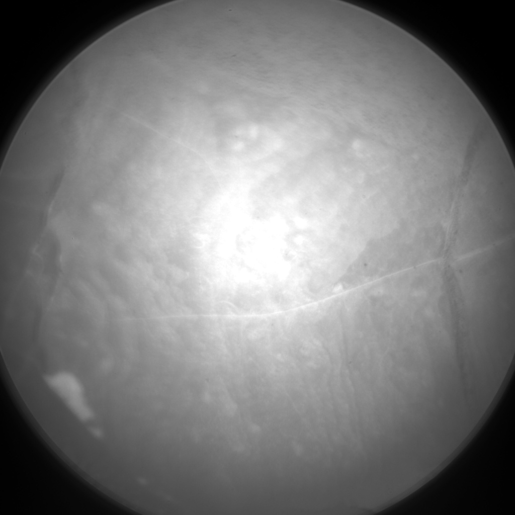 Nasa's Mars rover Curiosity acquired this image using its Chemistry & Camera (ChemCam) on Sol 1819, at drive 84, site number 66