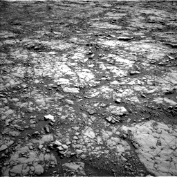 Nasa's Mars rover Curiosity acquired this image using its Left Navigation Camera on Sol 1819, at drive 174, site number 66