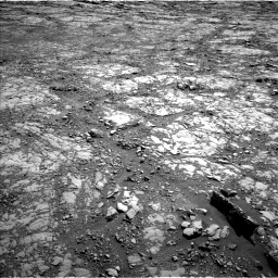 Nasa's Mars rover Curiosity acquired this image using its Left Navigation Camera on Sol 1819, at drive 192, site number 66