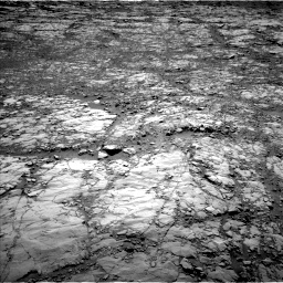 Nasa's Mars rover Curiosity acquired this image using its Left Navigation Camera on Sol 1819, at drive 246, site number 66