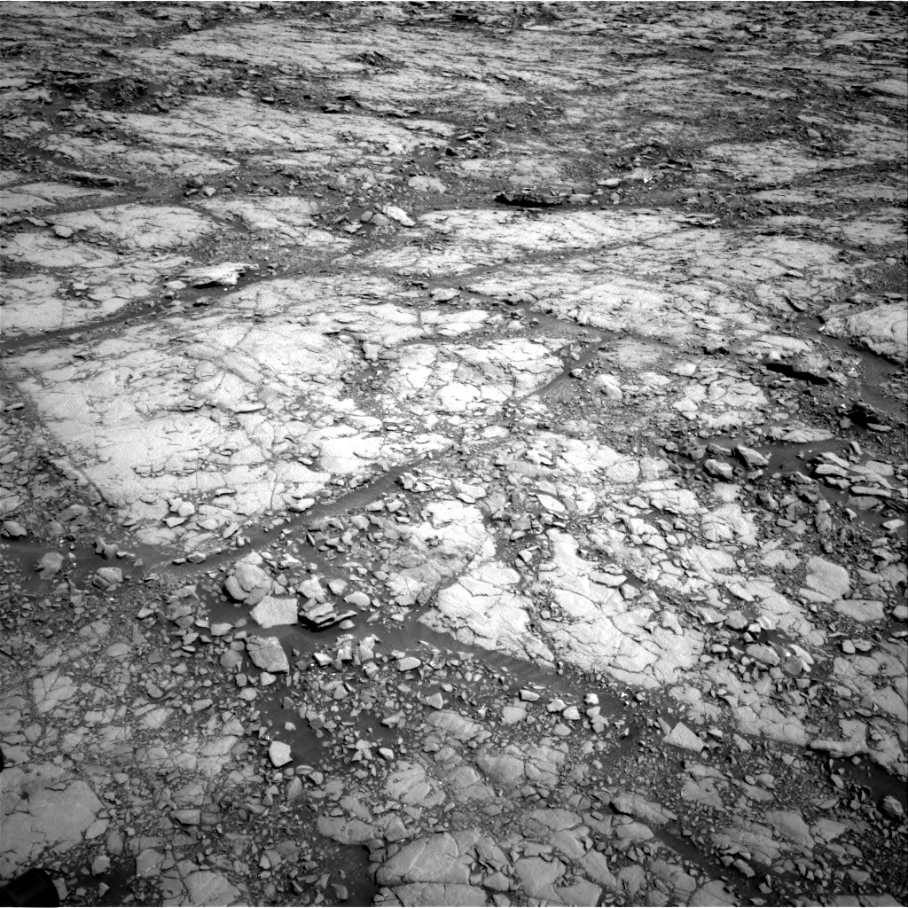 Nasa's Mars rover Curiosity acquired this image using its Right Navigation Camera on Sol 1819, at drive 210, site number 66