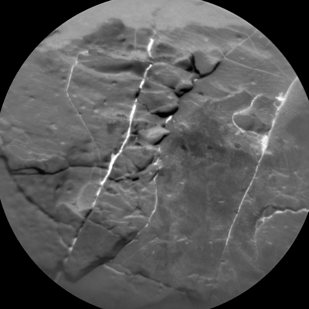 Nasa's Mars rover Curiosity acquired this image using its Chemistry & Camera (ChemCam) on Sol 1821, at drive 246, site number 66