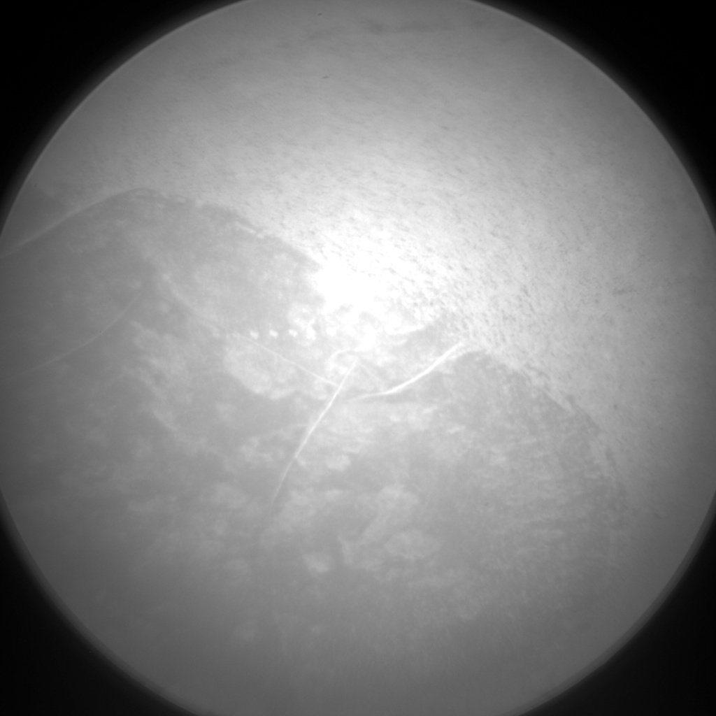 Nasa's Mars rover Curiosity acquired this image using its Chemistry & Camera (ChemCam) on Sol 1822, at drive 246, site number 66