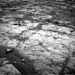 Nasa's Mars rover Curiosity acquired this image using its Right Navigation Camera on Sol 1822, at drive 264, site number 66