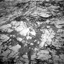 Nasa's Mars rover Curiosity acquired this image using its Left Navigation Camera on Sol 1827, at drive 390, site number 66