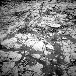 Nasa's Mars rover Curiosity acquired this image using its Left Navigation Camera on Sol 1827, at drive 396, site number 66