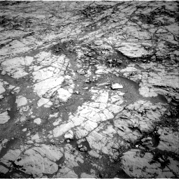 Nasa's Mars rover Curiosity acquired this image using its Right Navigation Camera on Sol 1827, at drive 384, site number 66