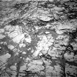 Nasa's Mars rover Curiosity acquired this image using its Right Navigation Camera on Sol 1827, at drive 390, site number 66