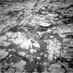 Nasa's Mars rover Curiosity acquired this image using its Right Navigation Camera on Sol 1827, at drive 396, site number 66