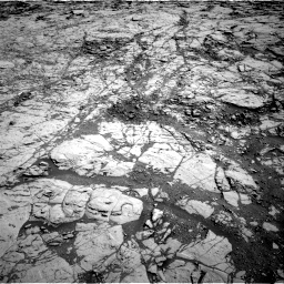 Nasa's Mars rover Curiosity acquired this image using its Right Navigation Camera on Sol 1827, at drive 402, site number 66