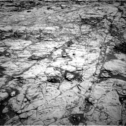 Nasa's Mars rover Curiosity acquired this image using its Right Navigation Camera on Sol 1827, at drive 414, site number 66