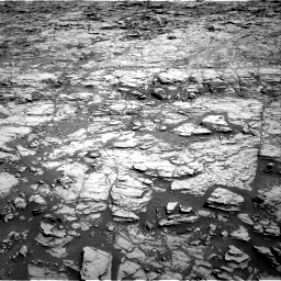 Nasa's Mars rover Curiosity acquired this image using its Right Navigation Camera on Sol 1827, at drive 432, site number 66