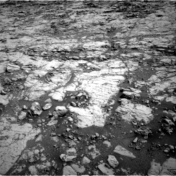 Nasa's Mars rover Curiosity acquired this image using its Right Navigation Camera on Sol 1827, at drive 444, site number 66