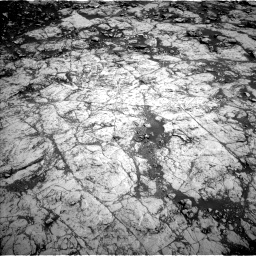 Nasa's Mars rover Curiosity acquired this image using its Left Navigation Camera on Sol 1828, at drive 648, site number 66