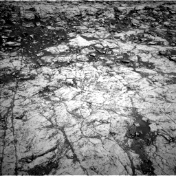 Nasa's Mars rover Curiosity acquired this image using its Left Navigation Camera on Sol 1828, at drive 654, site number 66