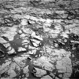 Nasa's Mars rover Curiosity acquired this image using its Right Navigation Camera on Sol 1828, at drive 462, site number 66