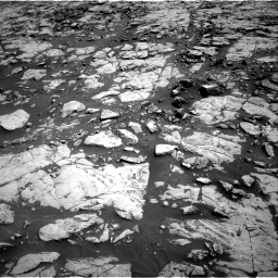 Nasa's Mars rover Curiosity acquired this image using its Right Navigation Camera on Sol 1828, at drive 492, site number 66