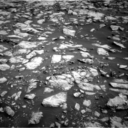 Nasa's Mars rover Curiosity acquired this image using its Right Navigation Camera on Sol 1828, at drive 528, site number 66