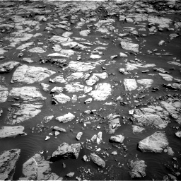 Nasa's Mars rover Curiosity acquired this image using its Right Navigation Camera on Sol 1828, at drive 534, site number 66
