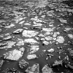 Nasa's Mars rover Curiosity acquired this image using its Right Navigation Camera on Sol 1828, at drive 540, site number 66