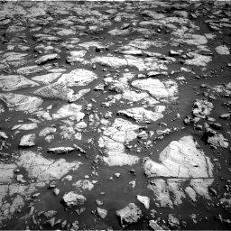 Nasa's Mars rover Curiosity acquired this image using its Right Navigation Camera on Sol 1828, at drive 570, site number 66