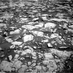 Nasa's Mars rover Curiosity acquired this image using its Right Navigation Camera on Sol 1828, at drive 582, site number 66
