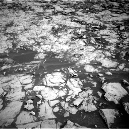 Nasa's Mars rover Curiosity acquired this image using its Right Navigation Camera on Sol 1828, at drive 618, site number 66