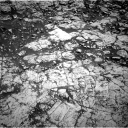 Nasa's Mars rover Curiosity acquired this image using its Right Navigation Camera on Sol 1828, at drive 672, site number 66