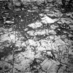 Nasa's Mars rover Curiosity acquired this image using its Right Navigation Camera on Sol 1828, at drive 678, site number 66