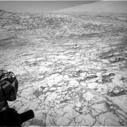 Nasa's Mars rover Curiosity acquired this image using its Right Navigation Camera on Sol 1828, at drive 684, site number 66