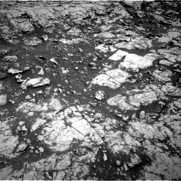 Nasa's Mars rover Curiosity acquired this image using its Right Navigation Camera on Sol 1829, at drive 696, site number 66