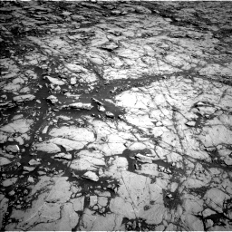 Nasa's Mars rover Curiosity acquired this image using its Left Navigation Camera on Sol 1830, at drive 862, site number 66
