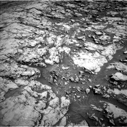 Nasa's Mars rover Curiosity acquired this image using its Left Navigation Camera on Sol 1830, at drive 946, site number 66