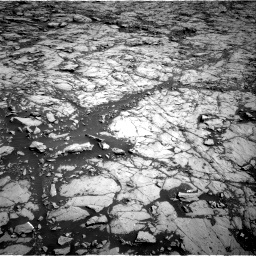 Nasa's Mars rover Curiosity acquired this image using its Right Navigation Camera on Sol 1830, at drive 880, site number 66