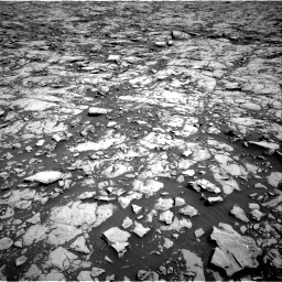 Nasa's Mars rover Curiosity acquired this image using its Right Navigation Camera on Sol 1830, at drive 898, site number 66