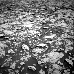 Nasa's Mars rover Curiosity acquired this image using its Right Navigation Camera on Sol 1830, at drive 904, site number 66